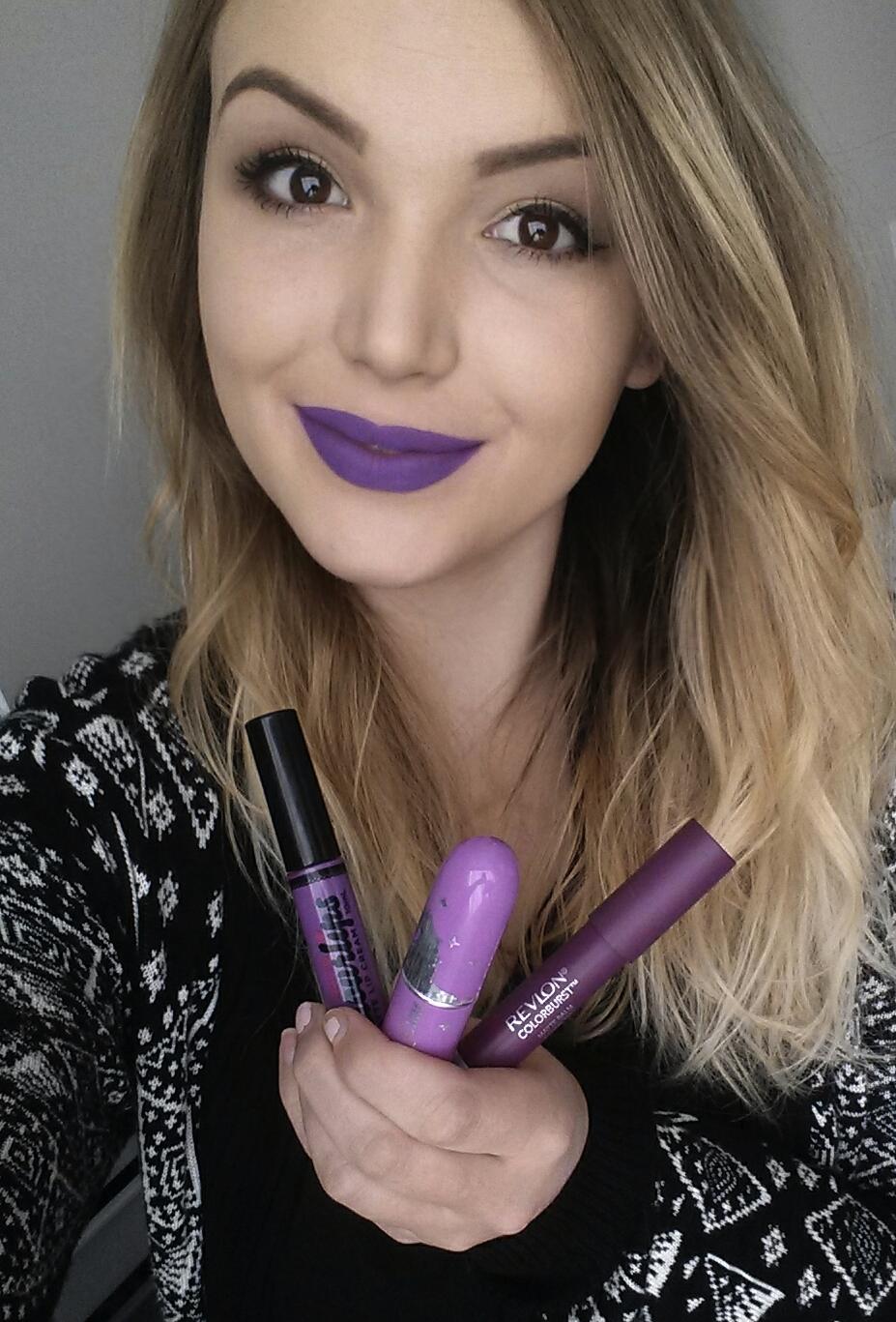 البنفسجي 2015 2014,2015 purple-lipstick.png