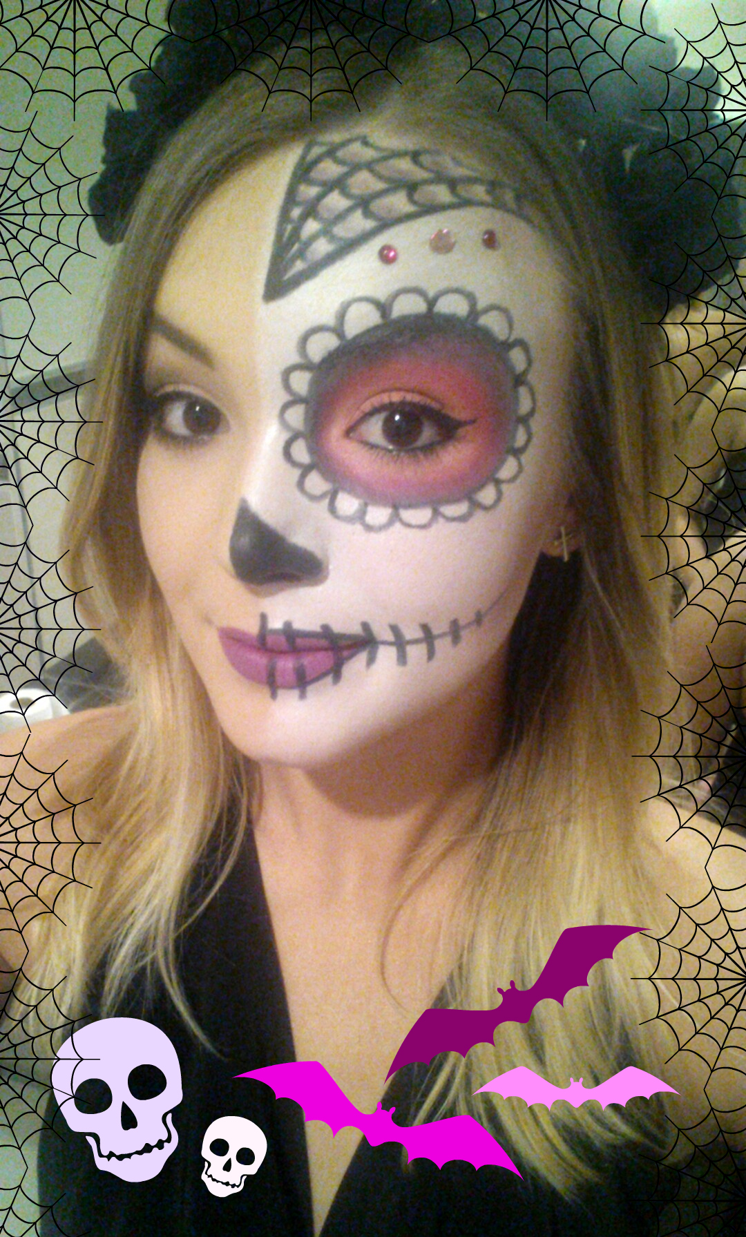 ... makeup geeks like me can really go all out and be creative with makeup